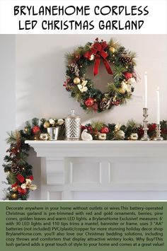 12 Interior Christmas Decorations Ideas To Help Get You In The Holiday Spirit