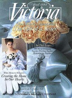 1915 Victorian Lady on Magazine Cover Beautiful lady  Victorian Magazine Covers