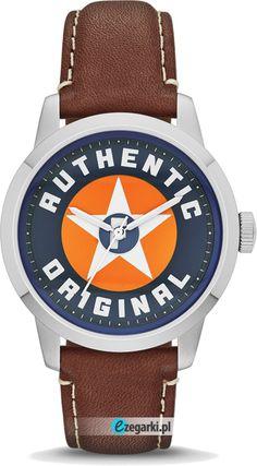 Bardzo ładny zegarek marki #fossil