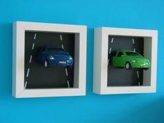 auto Jongens Slaapkamers   voor-aan-de-muur.1371410395-van-Hiltsje76.jpeg