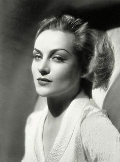 """summers-in-hollywood: """"Carole Lombard, """" Old Hollywood Stars, Old Hollywood Glamour, Golden Age Of Hollywood, Vintage Hollywood, Classic Hollywood, Classic Actresses, Hollywood Actresses, Beautiful Actresses, Carole Lombard"""