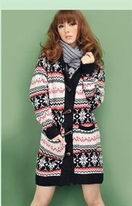 Picture of Sweater tipo gaban con capucha