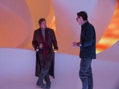 """Chris Pratt hat in """"Guardians of the Galaxy Vol. 2"""" Kurt Russell als Vater. Eine """"aussergewöhnliche Erfahrung"""" für den Schauspieler, wie er im Interview verrät."""