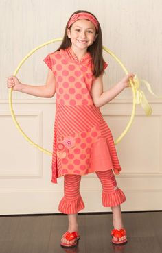 Naartjie Kids | Children's Clothes | Kid's Clothes | Baby Clothes--as girls get big, longer pants