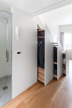 A Compact 33 m² Multifunctional Flat in Moscow by Studio Bazi - Design Milk