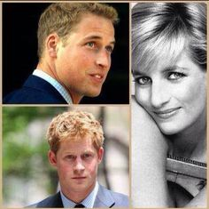 HRH and her sons