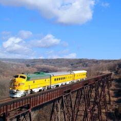 Boone & Scenic Valley Railroad & Museum / Iowa Railroad Historical Society / Boone, Iowa... and I will ride the picnic train soon!