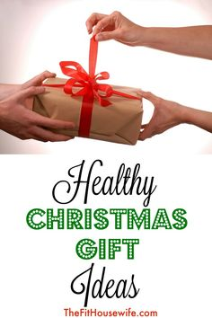 Healthy Christmas Gift Ideas