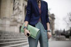 Paris Fashion Week: Elisa Nalin