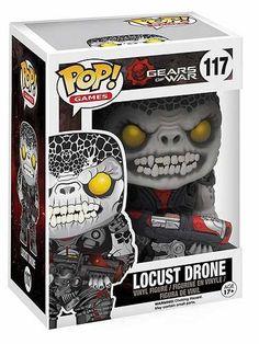 Prezzi e Sconti: #Figure pop! gears of war. locust drone edito da Funko  ad Euro 15.75 in #Giochi e idee regalo #Action figures