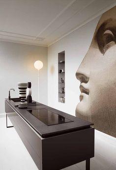 #Bisazza #Decori 1x1 cm Paride Wall | #Vetro | su #casaebagno.it a 2507 Euro/collo | #mosaico #bagno #cucina
