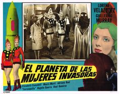 Planet of the Female Invaders (1967)