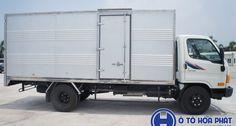 Xe tải Hyundai HD700 7t