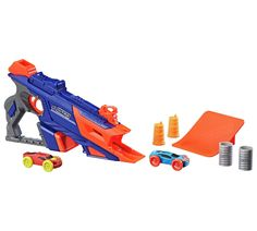 Buy Nerf Nitro LongShot Smash at Argos.co.uk - Your Online Shop for Toy cars, vehicles and sets, Toy cars, trains, boats and planes, Toys.