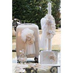 Vintage Ρομαντικό Σετ Βάπτισης για κορίτσι Βαλίτσα Τρόλεϊ SET-BBL 17 Girls Dresses, Flower Girl Dresses, Christening, Wedding Gifts, Table Decorations, Wedding Dresses, Vintage, Flowers, Candy