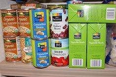Are you preparing for a Daniel Fast? Here are some tips on stocking up your pantry in preparation!