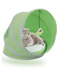 Pawise Cat Tent Bed Pop-up Pet Cat House Tent Castle -- Click on the image for additional details. #CatLovers