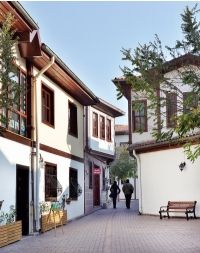 Orient House, Historic Homes, Traditional House, Ottoman, Mansions, House Styles, Home Decor, Tourism, Historic Houses