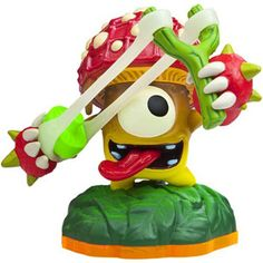 Skylanders Giants speelfiguur Shroomboom