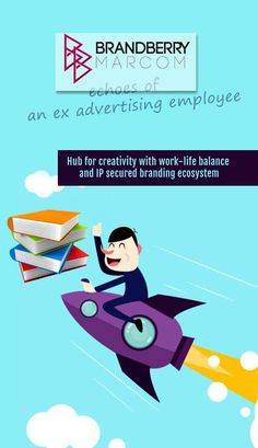 BrandBerry is a creative agency focusing on start-ups and has an interesting origin.