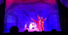 My daughter Maddy dancing as the Arabian Princess in The Nutcracker