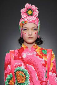 Freckles - Manish Arora A/W Paris Fashion Week Manish Arora, Freckles, Paris Fashion, Crown, Hats, Alternative, Jewelry, Flowers, Doll
