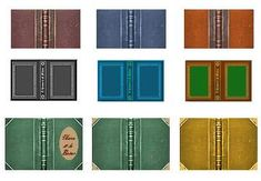 Book covers for the library - French site