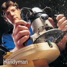 The router does more than cut fancy edges! In this article, we'll show you the techniques you'll need to achieve perfect edge profiles, flawless dadoes and rabbets, and precision pattern cutting.