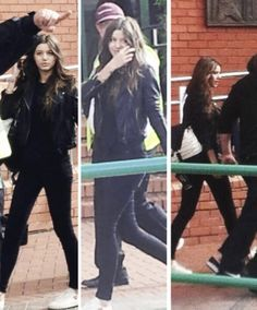 Eleanor at Louis' game today