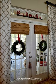 Adventures In Decorating: Our Christmas Great Room And Kitchen .