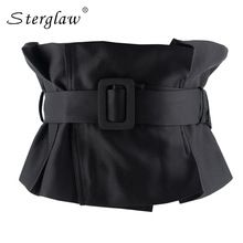 FREE Shipping Worldwide|    Refreshing arriving High quality casual wide Belt Sexy slim belts corset female girdle cummerbund women's fashion accessories Bowknot wide belt A028 now you can purchase $US $13.50 with free postage  you will find this kind of product and even even more at the online site      Find it right now in the following…
