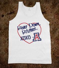 Bear Down. - A