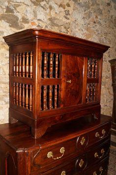 Panetière Directoire En Noyer d'époque XVIIIé, Galerie Christophe Elisabeth, Proantic