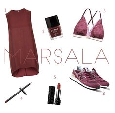 Marsala - Pantone Color of the Year 2015 - Fashion & Beauty Picks