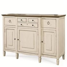 Summer Hill Serving Buffet with Storage by Universal at Baer's Furniture