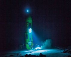 In Photos: James Cameron's Epic Dive to Challenger Deep