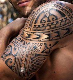 Tahiti Maori Tattoo Design Mais