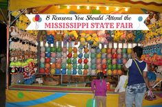 8 Reasons Why You Should Attend the Mississippi State Fair