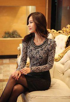 Nice Embellished Dress