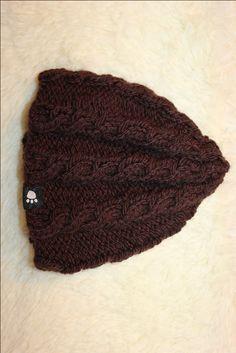 gstrickte Trachtenzopf Mütze fürs Babie <3 Knitted Hats, Beanie, Knitting, Fashion, Breien, Moda, Tricot, Fashion Styles, Beanies