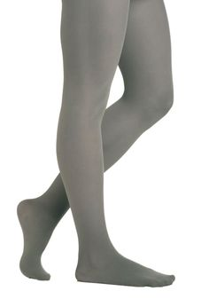 Layer It On Tights in Pewter Size: M/L $14.99 Enjoying your favorite warm-weather clothes year 'round is a cinch now that you've welcomed these silver-grey tights into your wardrobe! These semi-sheer stockings in a very versatile shade wear wonderfully with your feminine floral dresses and look gamine-chic when layered under cuffed shorts paired with a button-up Oxford. However you model these pretty pewter-hued tights, you're sure to stay both cozy and cute in any weather and all occasions!
