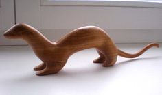 now, this is a weasel!