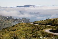 Photo by Magda. Rolling hills of Kodiak. #alaska #travel #beautiful