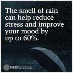 Love when it rains.