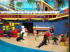 SeaWorld Orlando trip report – November 2013 (the holidays are here as SeaWorld's Christmas Celebration begins)