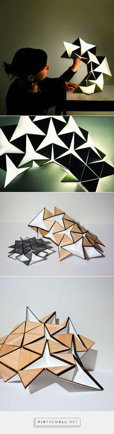 Miyo Lamp by Silke Steinberg | MOCO LOCO - created via https://pinthemall.net