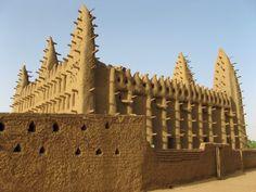 Bucket List: Visit The Dogon Mosque, Mali
