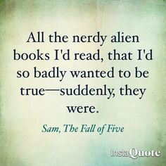 i am number four quotes from book - Google Search