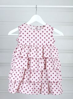 Organic Girls Dress Size 4T by JeKids on Etsy