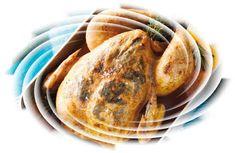 Vorratshaltung, Garten, Kochen, Rezepte, Gesundheit, Dekoideen, Hausmittel: Rezept des Tages - Käsehähnchen aus dem Ofen Brie, Pancakes, Breakfast, Food, Mint, Remedies, World, Health, Cooking